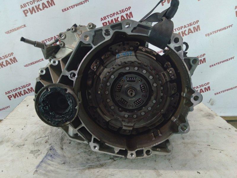 Автоматическая кпп Skoda Rapid NH1 CAX 2015