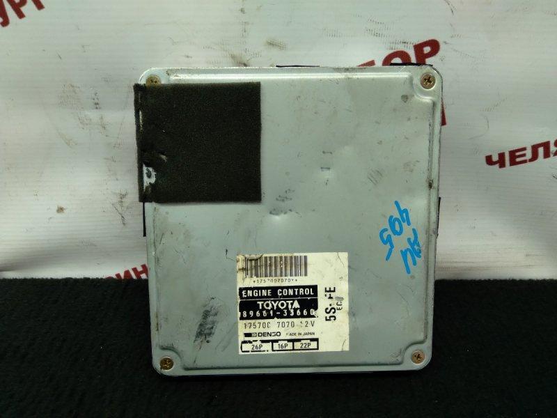 Блок управления Toyota Camry SXV10 5S-FE 1997