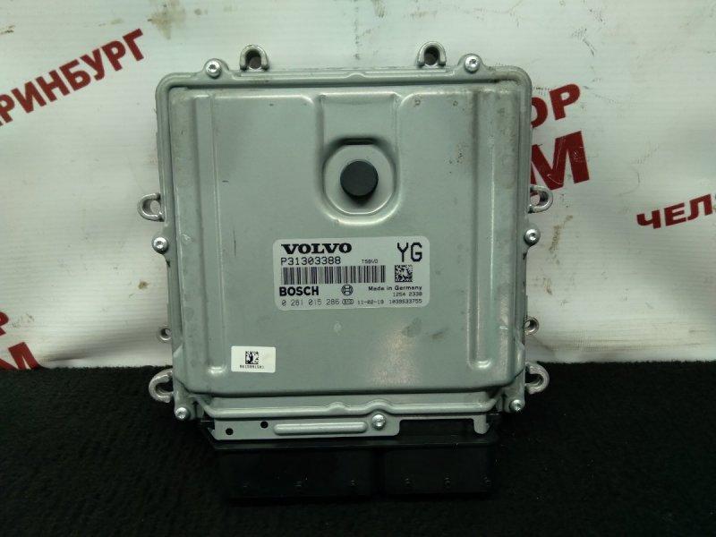 Блок управления Volvo Xc60 DZ70 D5244T10 2011