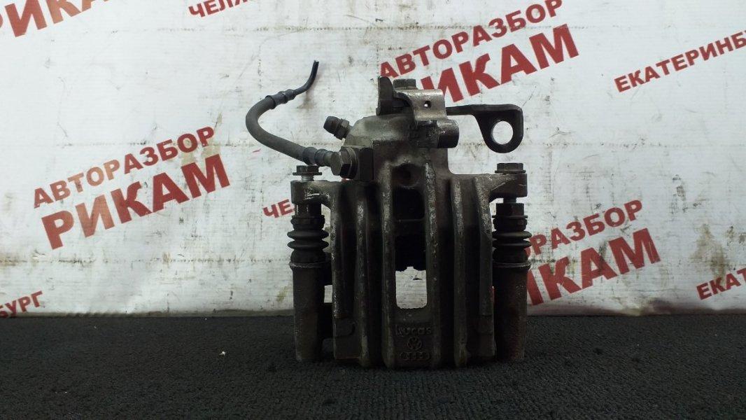 Суппорт тормозной Skoda Rapid NH1 CAX 2015 задний левый