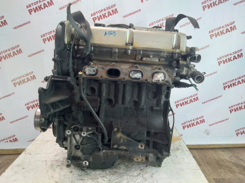 Двигатель Hyundai Sonata EF G4JS 2003