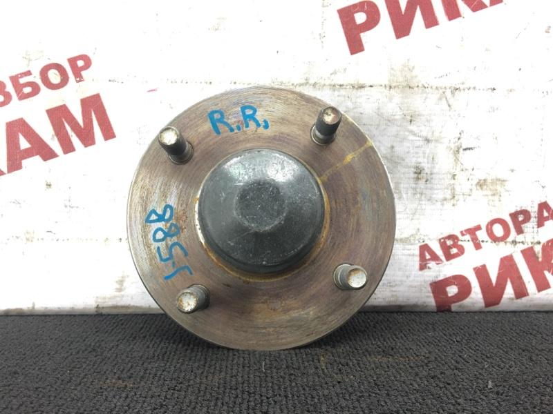 Ступица Nissan Bluebird Sylphy FG10 QG15DE 2003 задняя правая
