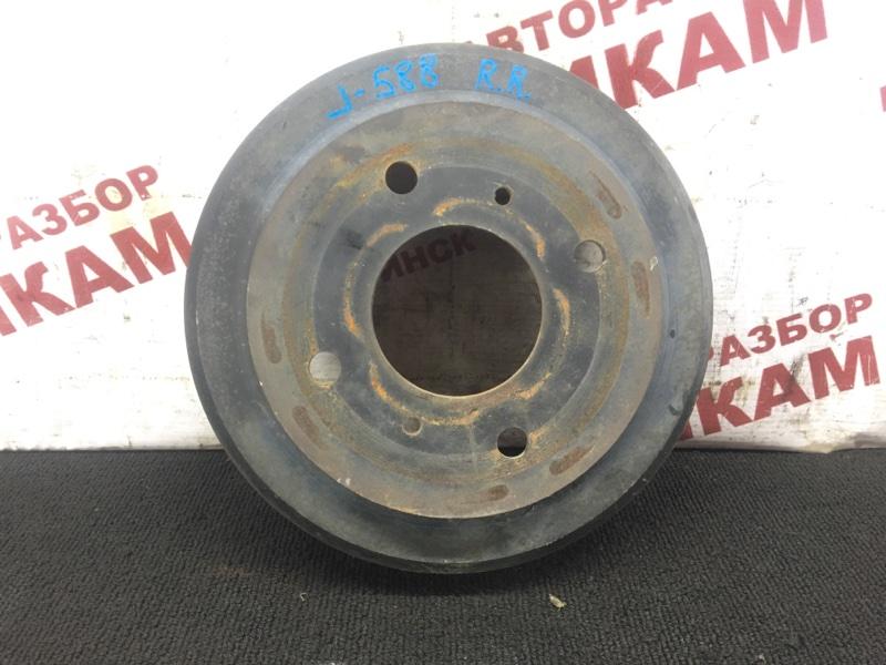 Барабан тормозной Nissan Bluebird Sylphy FG10 QG15DE 2003 задний правый