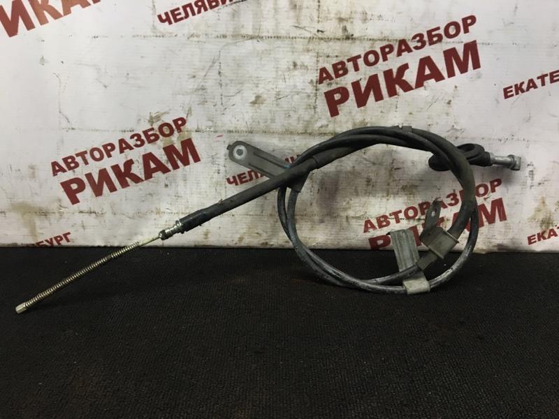 Трос ручника Subaru Forester SHM FB25A 2012 задний правый