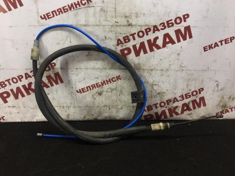 Трос ручника Peugeot 207 WC EP6C 2012 задний правый