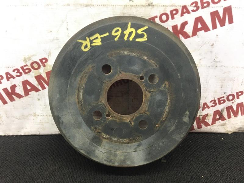 Барабан тормозной Toyota Yaris NCP93 1NZ-FE 2011 задний правый
