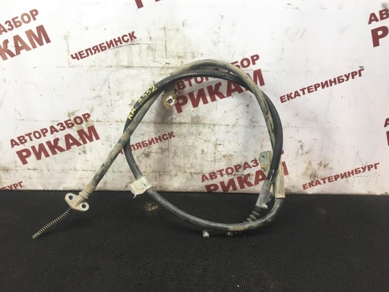 Трос ручника Nissan Pulsar N15 GA16DE 1998 задний правый