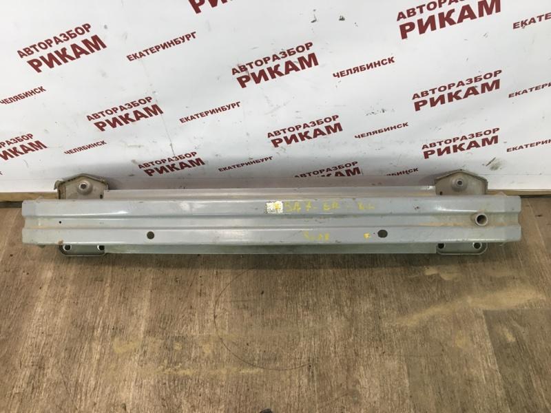 Усилитель бампера Chevrolet Aveo T300 F16D4 2012 задний