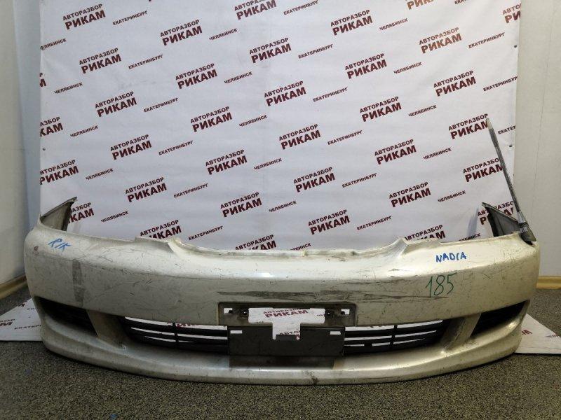 Бампер Toyota Nadia SXN10 передний