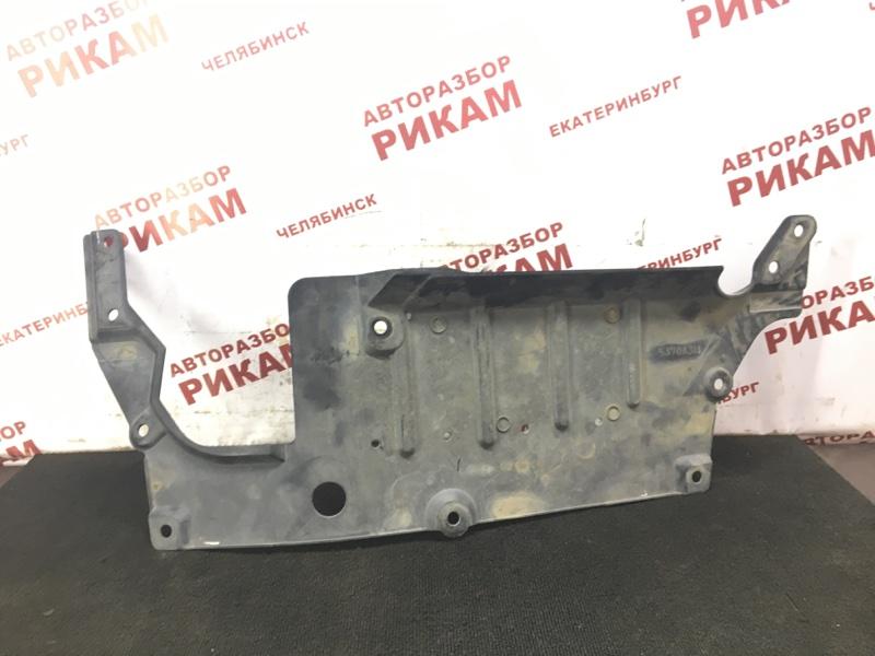Защита двигателя Mitsubishi Galant Fortis CY3W 4B10 2010