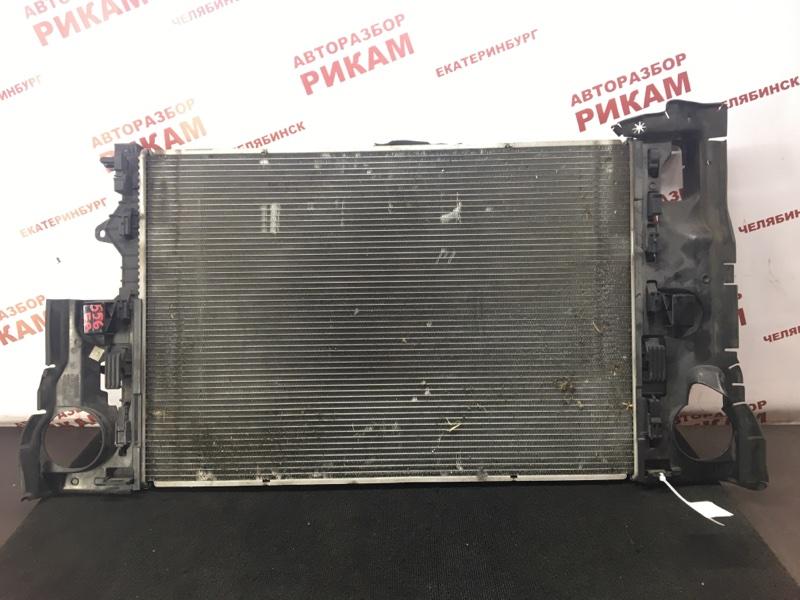 Радиатор охлаждения Volvo Xc60 DZ70 D5244T10 2011