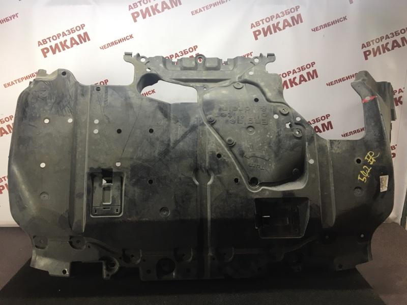 Защита двигателя Subaru Forester SHM FB25A 2012