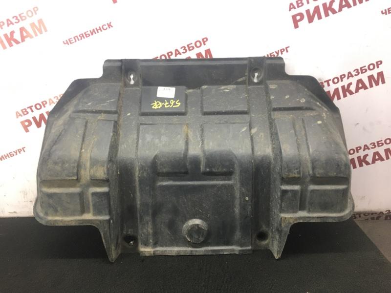 Защита двигателя Great Wall Hover 4G69S4N 2010