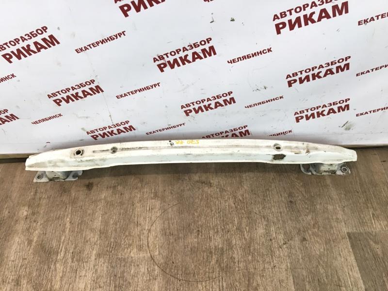 Усилитель бампера Peugeot 207 WC EP6C 2012 задний
