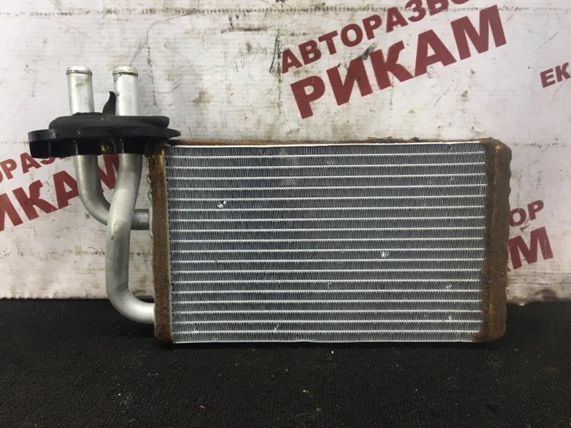 Радиатор печки Mitsubishi Airtrek CU2W 4G63 2001