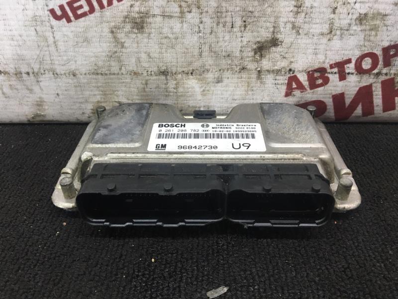 Блок управления Opel Antara L07 Z24SED 2010