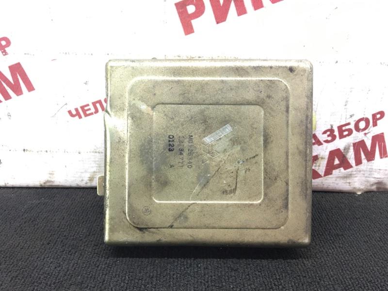 Блок управления Mitsubishi Pajero L146GW 6G72 1990