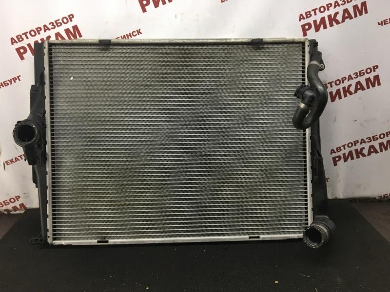 Радиатор охлаждения Bmw 1-Series E87 N46B20 2008