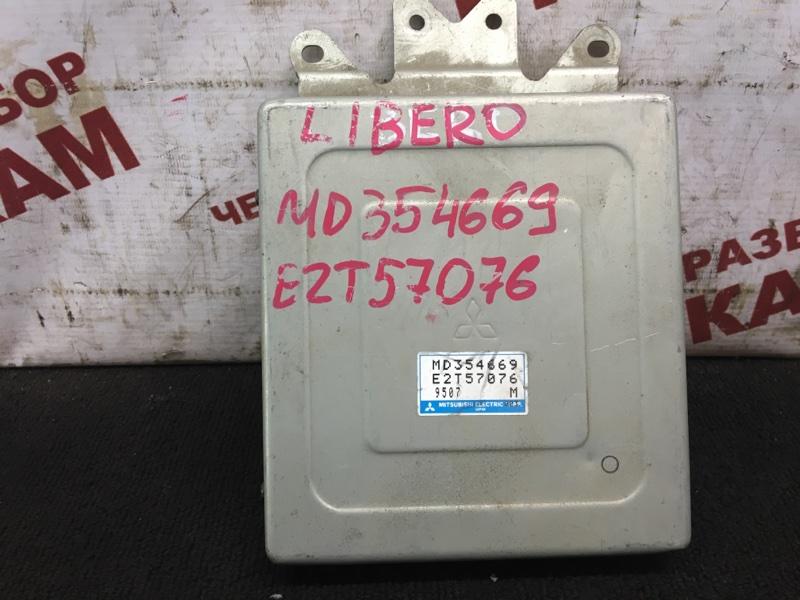 Блок управления Mitsubishi Libero CB2W 4G15
