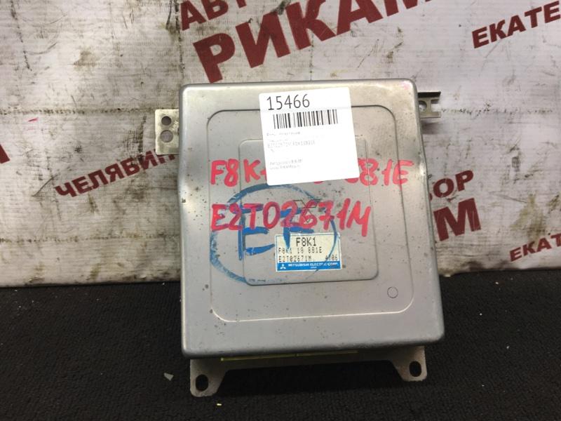 Блок управления Mazda Capella GV8W F8-DE