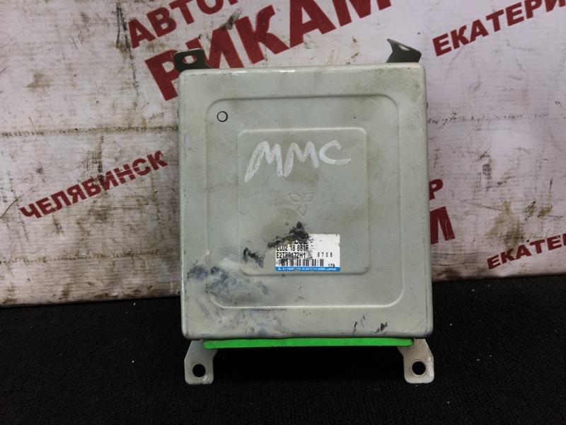 Блок управления Mazda Familia BJ5P ZL-DE