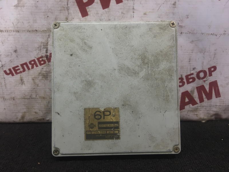 Блок управления Nissan Avenir PNW11 SR20DE