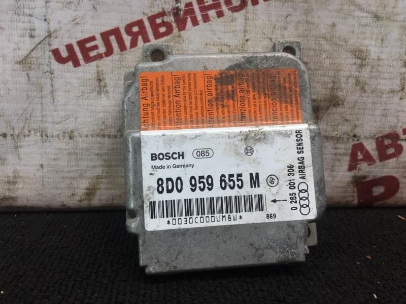 Блок управления airbag Audi A4 B5 8D5