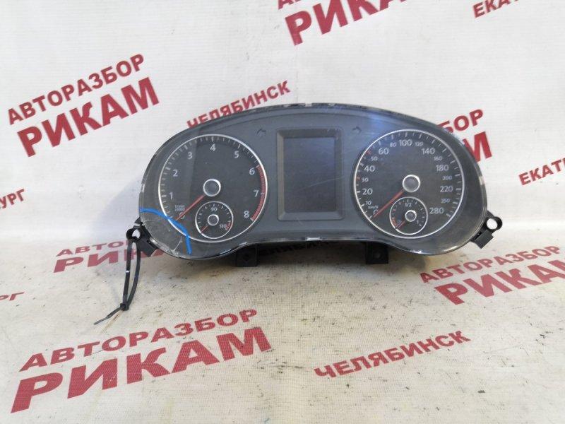 Панель приборов Volkswagen Jetta 162 CAVD 2013