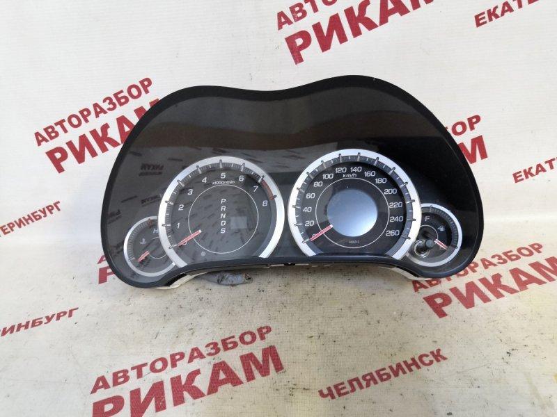 Панель приборов Honda Accord CU2 K24Z3 2012