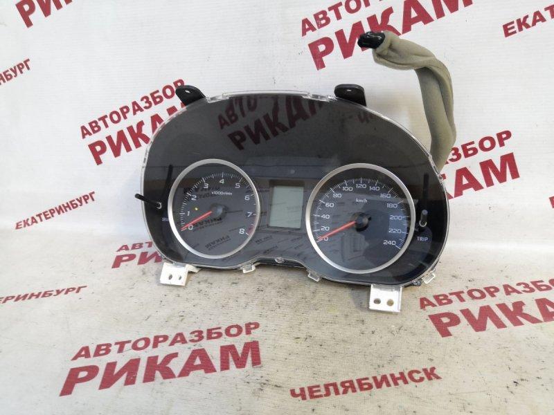 Панель приборов Subaru Xv GP7 FB20A 2013