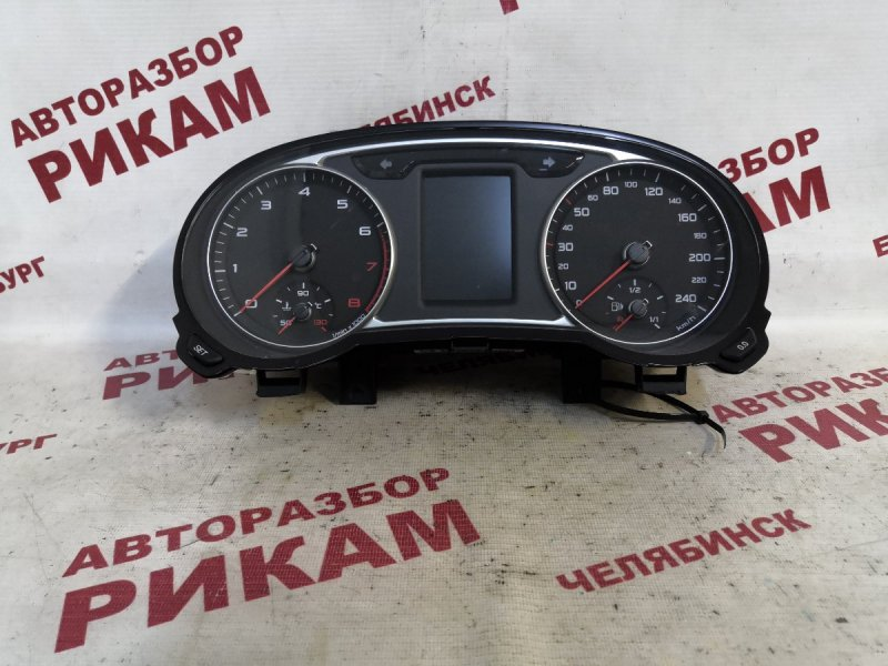 Панель приборов Audi A1 8XA CAXA 2014