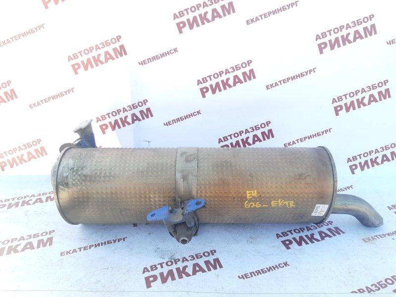 Глушитель Citroen C4 LC 10LH5D 2007