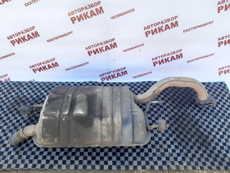 Глушитель Hyundai Elantra XD G4GC 2006