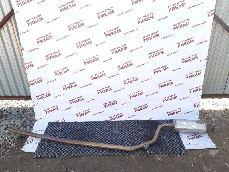 Глушитель Honda Civic FB2 R18Z1 2012