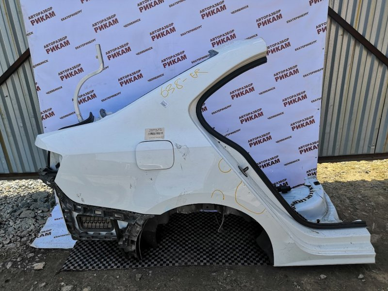 Крыло Volkswagen Jetta 162 CAVD 2013 заднее правое