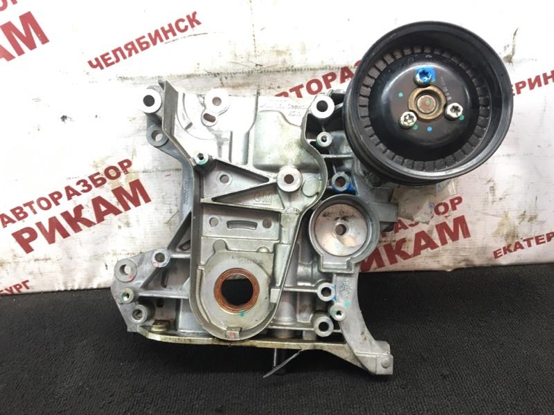 Масляный насос Chevrolet Cruze J300 F18D4 2009