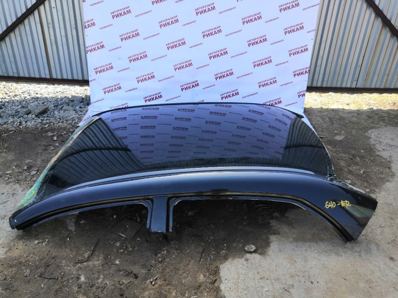 Крыша Toyota Corolla ZRE152 2ZR-FE 2011