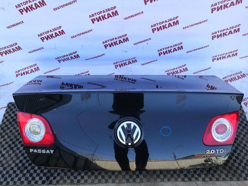 Крышка багажника Volkswagen Passat B6 3C2 CBBB 2010