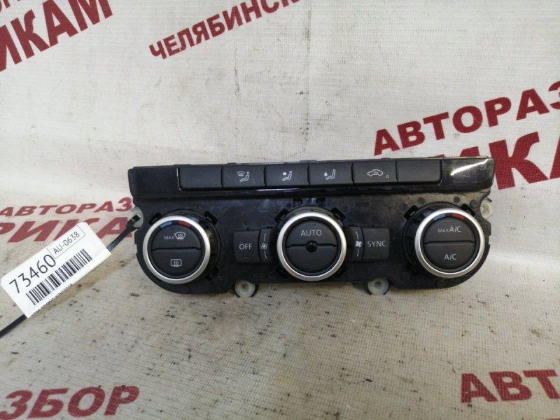 Блок климат-контроля Volkswagen Jetta 162 CAVD 2013