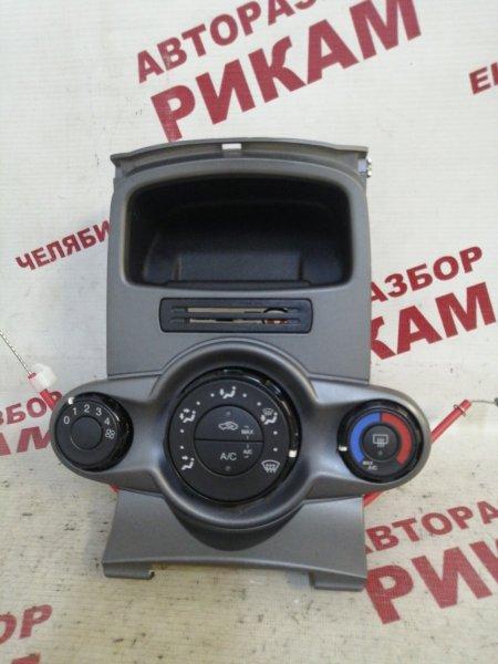 Блок климат-контроля Ford Fiesta CB1 UEJD 2016