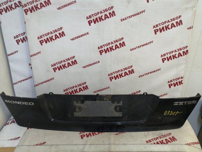 Накладка крышки багажника Ford Mondeo BE SEBA 2009