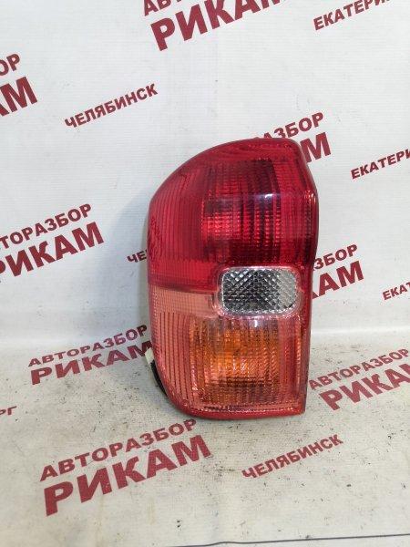 Стоп-сигнал Toyota Rav4 ACA21 1AZ-FE 2002 задний левый