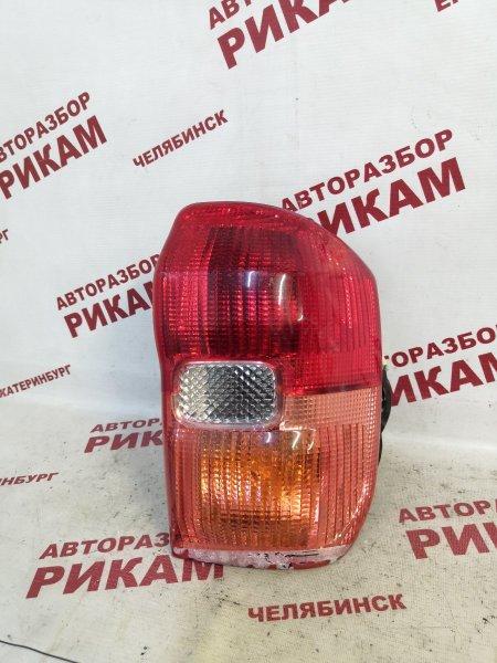 Стоп-сигнал Toyota Rav4 ACA21 1AZ-FE 2002 задний правый