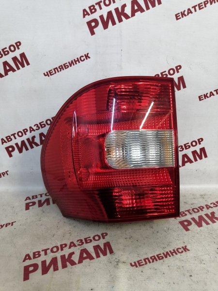 Стоп-сигнал Skoda Yeti 5L CFHC 2011 задний правый