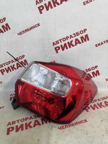 Стоп-сигнал Subaru Xv GP7 FB20A 2013 задний правый