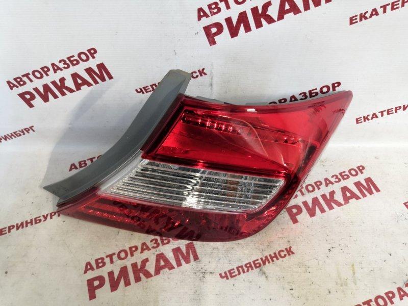 Стоп-сигнал Honda Civic FB2 R18Z1 2012 задний правый