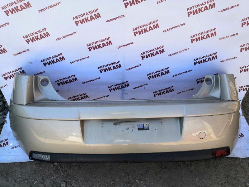 Бампер Citroen C4 LC EW10A 2007 задний