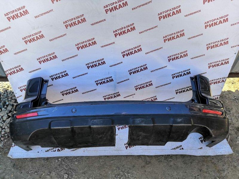 Бампер Honda Cr-V RE7 K24Z1 2010 задний