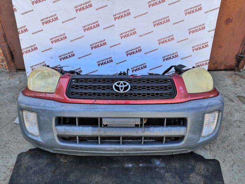 Ноускат Toyota Rav4 ACA21 1AZ-FE 2002
