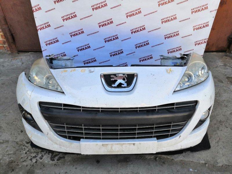 Ноускат Peugeot 207 WC EP6C 2012